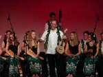 Peter Luongo and the Langley Ukulele Ensemble at the Astor Theatre